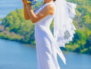 ウェディングドレスが白い理由